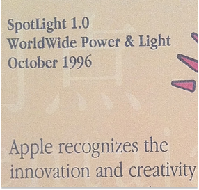thumbnail of plaque from Apple